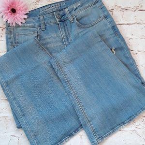 AE High Rise Stretch Jeans